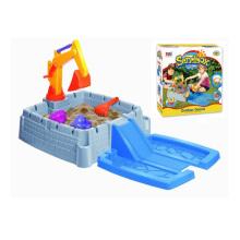 Summer Play Set crianças de plástico de praia de areia brinquedo (h1336165)