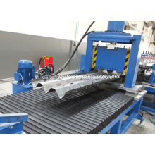 Tres Waves Highway Guardrail Machine