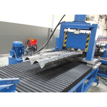 Three Waves Highway Guardrail Machine