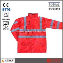 Светоотражающий безопасности En343 3:3 Мотоциклы Hivis 3 в 1 куртки