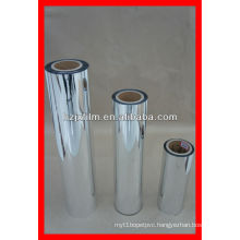 metallized polyester