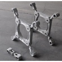 Thermisch verzinkte jumper Suspension Clamp