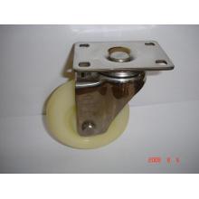 Stainless Steel Nylon Caster Wheel