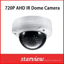 "1 / 2.8 ""Sony CMOS 720p Ahd IR Dome CCTV Camera"