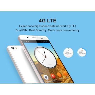 2.5D Arc Screen Identification des empreintes digitales Mobile Phone 5.5 '' IPS
