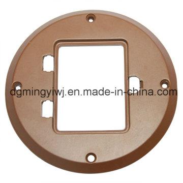 China Die Casting Factory produziu peças de usinagem com vendas aquecidas no mercado global