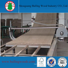 Manufacturer of Cheap Price 38mm Hollow Chipboard