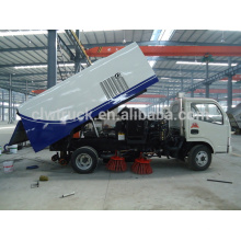 2015 Euro IV street washing truck for sale,Dongfeng sweeper truck