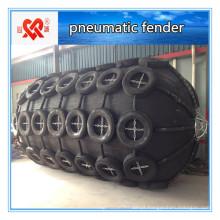 Ship to Ship Fender pneumático de proteção