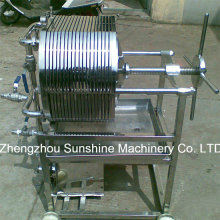 Beer Oil Filter Machine Filter Press Price