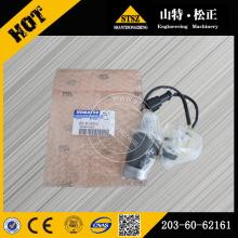 Komatsu PC60-7 Excavator solenoid valve 203-60-62161
