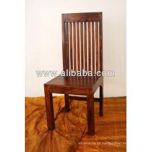 Cadeira de madeira sheesham
