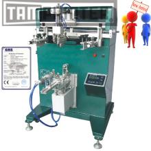 Alta qualidade cilindro pneumático garrafa máquina de impressão de tela