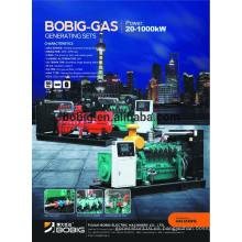 Generador de gas