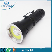 CREE LED Twist Flashlight Torch