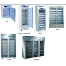 Biobase CE Certified 2-8 Centigrade 50L-1500L Medical Refrigerator