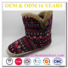 2016 cheap wholesale cashmere woman boots
