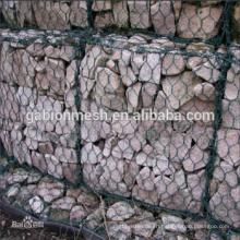 Good quality Rock basket wire mesh gabions/heavy gabion mesh alibaba china