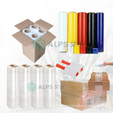 Alps Furniture Wrapping Shrink Stretch Wrap Film Machine Stretch Packing Film Wrapping Lldpe Film For Pallet