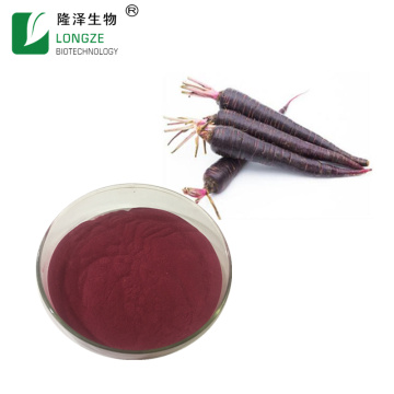 Hot Sale Professional Factory Supply schwarzes Karottenpulver schwarzes Karottensaftpulver