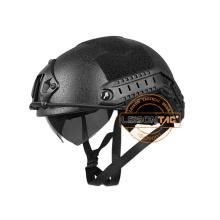 High Quality Military 1.3Kg Night Vision Mounting System Helmet Aramid Ballistic Helmet,Fast Ballistic Helmet