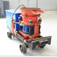 HSP-7 7m3 / h máquina de hormigón proyectado en húmedo mezcla a la venta
