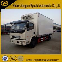 Camion congélateur bon marché Dongfeng pour le transport de viande