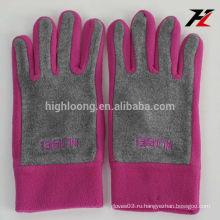 Симпатичные флисовые перчатки с высоким качеством