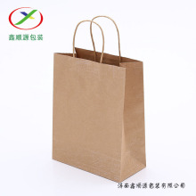 Emballage Kraft Shopping Bag