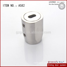 office rubber/metal stopper for sliding door connecting accessories