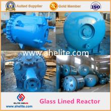 ASME Certification Jacket Glass Lined Reactor Vaso de vidrio alineado 100L - 20000L