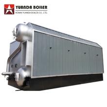 Machine de chaudière alimentée par biomasse de charbon de tube d'eau de SZL