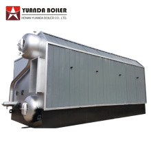 SZL Water Tube Coal Biomass Fired Boiler Machine