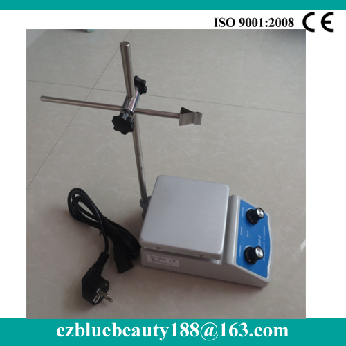 hot plate with stirrer