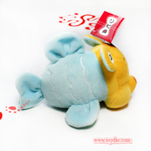 Plush Toy Fish and Bear Toy (TPMN0240)
