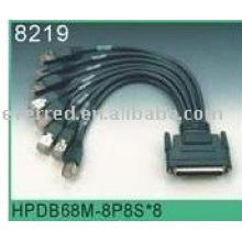 SCSI68 AL CABLE RJ45