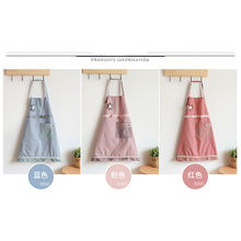 Kitchen Bib Chef Aprons with Pocket