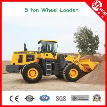 Zl956 Carregadeira de rodas Lafarge de 5 toneladas (5000 kg)