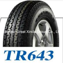 Car Tire St205/75r14 St215/75r14 with ECE, DOT