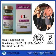Geben Sie Pure Lean Muscle Tissue Injizierbare Schneidzyklus Trenbolon Acetat