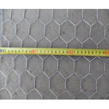 Malla de alambre hexagonal pesada galvanizada