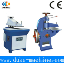 China Ruian Manual Plastic Film Material T-Shirt Bag Cutting Punching Machine