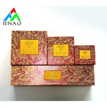 pendientes collar pulsera joyas cajas de embalaje