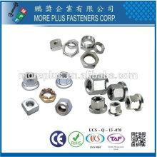 Taiwán Compras en línea Proveedores y fabricantes de acero inoxidable Tuerca especial