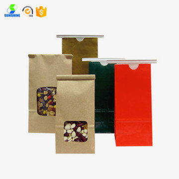 Sac alimentaire kraft jetable