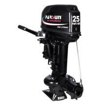 Suzhou Manufacturer of 2-Stroke 25HP Jet Drive Outboard Engine