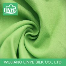 100% tela de pantalinha de poliéster, material de vestuário