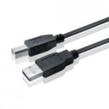 Mâle USB 2.0 Type a vers câble de Type B