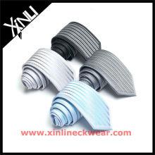 Fabricante de alta calidad de la corbata de seda de Shengzhou