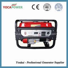3kw Electric Start Portable Gasoline Generator